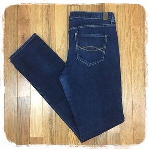 Abercrombie & Fitch Erin Stretch Skinny Jeans 10